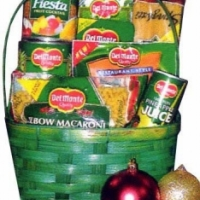 X-mass special basket