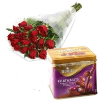 Choco Nuts Roses