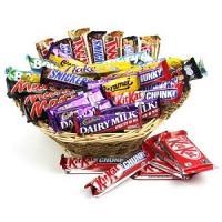 30 Assorted Chocolates Basket