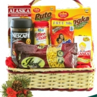 chritsmas basket # 15