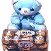 Ferrero Bear Box