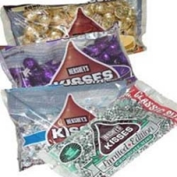 HERSHE'S KISSES assorted