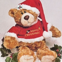 Christmas Teddy 36