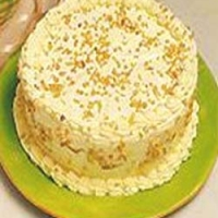 Mango Chantilly Cake