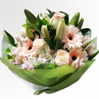 Emmanouela Cream colour Bouquet