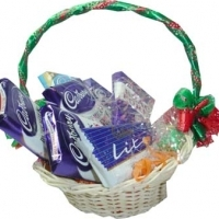 Cadbury Basket