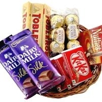 Chocolate Hamper - 13