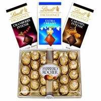 Ferrero Rocher & Lindt Chocolates